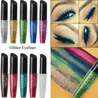 Glitter Shimmering Liquid Eyeliner Shiny Eye Makeup Cosmetic...
