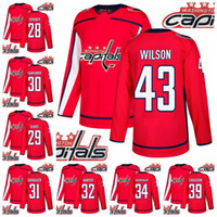 2019 2018 Stanley Cup Champions 34 Jonas Siegenthaler Washington ... b8421fdbb