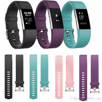 For Fitbit Charge 2 Smart Straps Classic Bracelet Strap Repl...