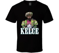 Jason Kelce Philadelphia Football Costume Fly Eagles Fly Parade Fan cool T Shirt