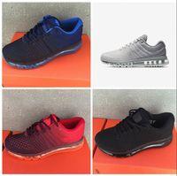 Acheter 2018 Nike Air Max 2017 Sneakers Zero QS Casual