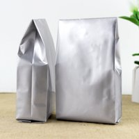 Aluminum Foil Bag Open Top Fold Foil Packaging Bag Moisture ...
