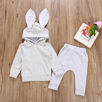 Baby Hooded Suits Cosplay Animals Clothes Striped Hoodies Ca...
