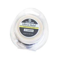 Cinta adhesiva de la cinta adhesiva de la peluca de la cinta del doble del pelo del pelo al por mayor de la TETERA al por mayor