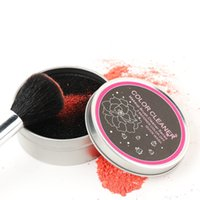 Quick Wash Pincéis de Maquiagem Limpo Esponja Foundation Eyeshadow Sobrancelha Compõem Escova de limpeza Cosméticos Ferramentas de Limpeza Escova