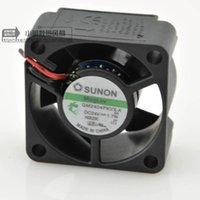 Per ventola di raffreddamento originale SUNON GM2404PKVX-A 4020 24V 1.7W 4cm ventola di raffreddamento