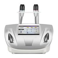 초음파 주름 제거 레이다 선 얼굴 마사지 장치를 새긴다 휴대용 조이는 피부 기계 V-max Hifu Face Lift Machine