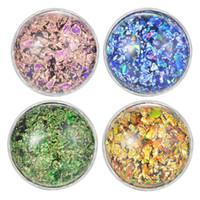 VOCHENG NOOSA Chunks 9 colores Resina Jengibre Botón a presión Encantos con Base de Metal de cobre Fit 18mm Joyería Snap Vn-1965