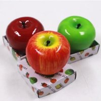 Fruit Candles Apple Shaped Candle Scented Bougie Festival At...