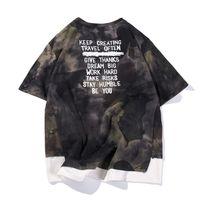 M-5XL Men Summer Camouflage T shirt Couples Short Sleeve Tees Hip Hop T Shirt