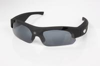 HD 1080P Sonnenbrille Kamera Mini Camcorder Eyewear Videorekorder Weitwinkel 120 Grad Sportbrillen Unterstützung TF Karte SM16 1pc / lot