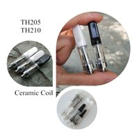 TH205 TH210 Ceramic Vape Cartridge Thick Oil Vape 0. 5ml 1ml ...