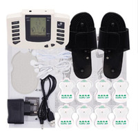 Hot Electrical Muscle Stimulator Therapy Massager Pulse Tens...