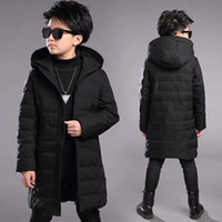 NEW Children Outerwear Coat High Quality Winter Baby Boys Co...