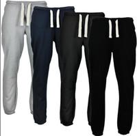 Новая мода осень гарем брюки тренировочные брюки мужчины брюки Jogger брюки тощий бегунов плюс размер M-3XL