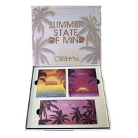 CALI COLLECTION by Beauty creations Conjunto de sombras de ojos SUMMER STATE OF MIND CALI CHIC CALI GLOW VS Tarte Makeup Kit