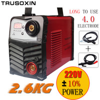 Mini Plastic panel 220V - 240V 2. 6KG IGBT Inverter DC welding...