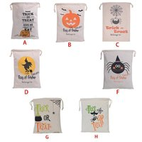 Halloween Decorations Pumpkin Bags santa sacks Gift Bags Dra...