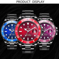 2018 TEVISE Automatic Mechanical Watches Men watch Submarine...