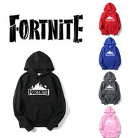Game Fortnite Casual Sweatshirt Hoodies Unisex Pullover teen...