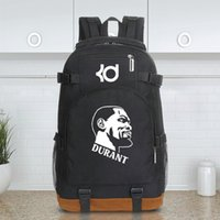 KD mochila Kevin Durant day pack Durantula saco de escola estrela Basquete packsack Qualidade mochila Sport schoolbag Daypack ao ar livre