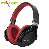 ZEALOT B5 Bluetooth4. 0 Stereo Earphone Headphones with Mic W...