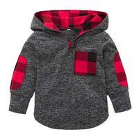 TELOTUNY niños sudaderas con capucha ropa para niños Sudadera Pullover Tops ropa para niños a801 26