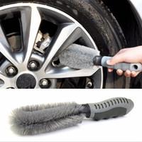 Универсальный автомобиль авто мотоцикл автомойка шин щетка пыли очиститель инструмент для очистки колеса шины обода концентратор чистой щеткой