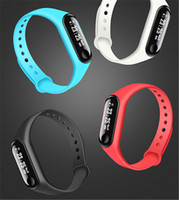 Newest M3 Smart Bracelet Heart Rate Monitor Fitness tracker ...