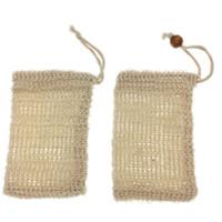 9 x14cm fazendo bolhas de sabão Saver Sack Soap Pouch Soap armazenamento saco de cordão Suporte de banheira Supplies