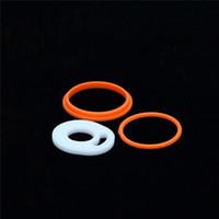 Bague en silicone O silicone Joint orings remplacement de joints toriques Set pour bébé TFV4 TFV8 TFV8 Big X Prince-Vape stylo 22