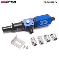 Epman nueva válvula de reducción Car Styling Racing Eco presión reinstala motor presión del cárter de válvula universal EP-EC18TREV