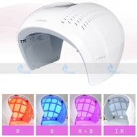 Portable LED PDT Skin Care Red Light Therapy Photodynamic Tr...