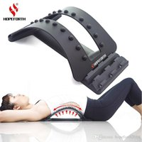 HOPEFORTH Back Massage Stretcher Stretching Magic Lumbar Sup...