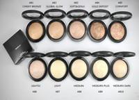 Minéralize Poudrefinish Powder Foundation 10G Tous les noms anglais ont 10 couleurs différentes