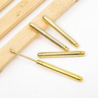 الذهب ملعقة هدية في أساليب حلقة رئيسية أدوات الشمع المريح 4 الشيشة الشيشة dabber 1 2 مجرفة المعادن سلسلة المفاتيح السعال مع sniffer سكوب جيوم