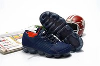 2018 Vapormax Kpu Running Shoes Children Athletic Shoes Boys...