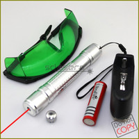 SDLasers X2RG Messa a fuoco regolabile 650nm Penna puntatore laser rosso Fascio visibile Luce Pendente Lazer Militare Puntatore Lazers rosso