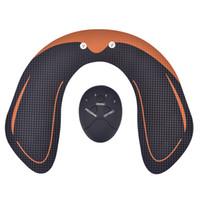 2020 Akıllı Elektrikli Kas Stimülatörü EMS kalça Eğitmen kablosuz kalça karın ABS Stimülatörü spor Vücut zayıflama masaj