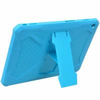 سيليكون الحالة الصلبة PC ضد الصدمات الثقيلة درع الغلاف الخلفي للMediaPad هواوي M5 8.4 بوصة SHT-AL09 SHT-W09 اللوحي 30PCS