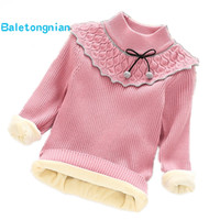 High Quality Christmas Warm Winter Baby Toddler Clothes Girl...