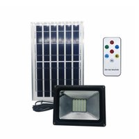 Edison2011 NEW Solar Remote Flood Light 10W 20W 30W 50W Led ...