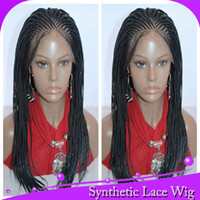 Z&F braids hairstyles braids for long hair 26inch braiding l...