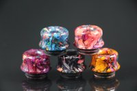 810 Epoxy Resin drip tip tfv8 drip tips stabilized wood Mout...