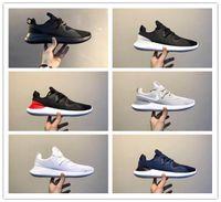 Clássico Run Shoes 4 Tanjun preto branco Homens O corredor das mulheres sapatos Londons 4 Olímpico corredor esporte exterior de design da sapatilha das sapatas frete grátis