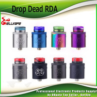 Original Hellvape Drop Dead RDA 24mm Diameter Rebuidable Dri...