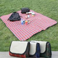 Wasserdichte schimmelfreie Picknickmatte Camping Beach Folding Cushion 1.5X1.8M