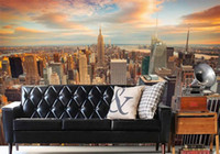 3d room wallpaper High- end custom mural non- woven wall stick...