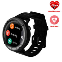 GPS Smartwatch L19 IP67 Water Resist Smart Watch with Blood ...
