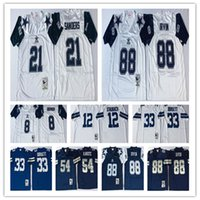 Wholesale troy aikman jerseys for sale - 8 Troy Aikman Deion Sanders Roger  Staubach Emmitt Smith ec18fa6b7